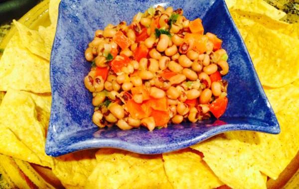 Aimee Fortney's Lucky Peas